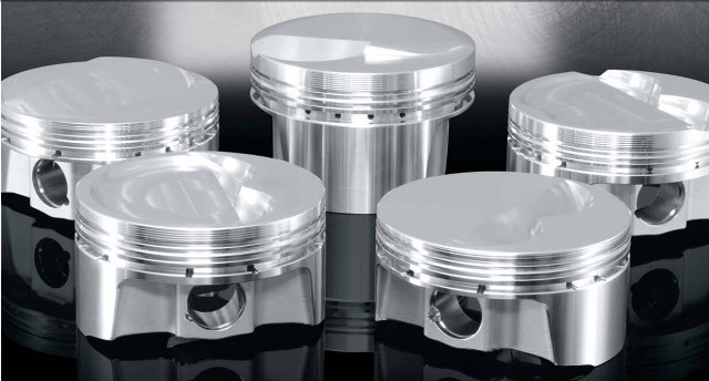 CP Pistons new Bullet product line