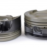 Diamond Double Coat Pistons