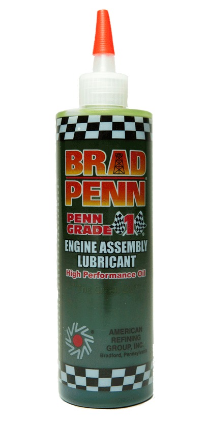 brad penn assembly lube