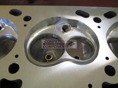 Cnc Ported Edelbrock Oldsmobile Cylinder Heads