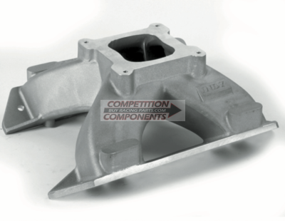 Indy Single Plane Intake - 4150 carb flange