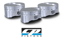 Bullet Small Block Chevy piston and ring packs - Flattops